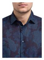 ETRO Hemd Slim Fit mit Leinenanteil , Farbe: NAVY (Bild 1)