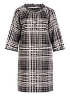 WEEKEND MaxMara Kleid CALCINA, Farbe: SCHWARZ/ CREME (Bild 1)