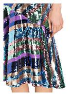 ESSENTIEL ANTWERP Paillettenkleid, Farbe: BLAU/ GRÜN/ LILA (Bild 1)