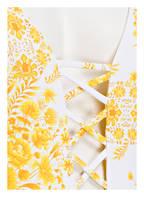 SEAFOLLY Badeanzug SUNFLOWER, Farbe: GELB/ WEISS (Bild 1)