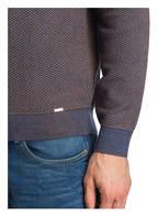 OLYMP Pullover, Farbe: BRAUN/ BLAU (Bild 1)