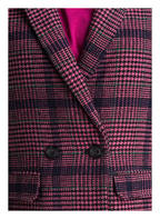GESTUZ Blazer-Jacke GINEA, Farbe: PINK/ DUNKELBLAU/ GRÜN (Bild 1)