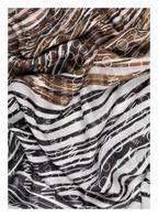 JIMMY CHOO Tuch , Farbe: SCHWARZ/ BRAUN/ HELLGRAU (Bild 1)