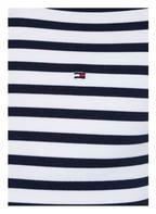 TOMMY HILFIGER Jerseykleid, Farbe: DUNKELBLAU/ WEISS GESTREIFT (Bild 1)