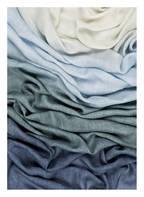 Faliero Sarti Cashmere-Schal HELLA, Farbe: DUNKELBLAU (Bild 1)