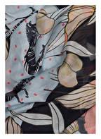 LUISA CERANO Tuch , Farbe: HELLBLAU (Bild 1)