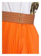 LOEWE Plisseerock , Farbe: ORANGE (Bild 1)