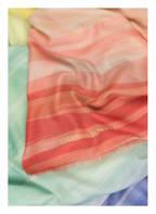 IRIS von ARNIM Cashmere-Schal HOPE, Farbe: GELB/ LILA/ ORANGE (Bild 1)