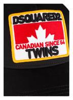 DSQUARED2 Cap, Farbe: SCHWARZ (Bild 1)
