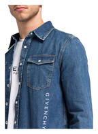 GIVENCHY Jeanshemd Slim Fit, Farbe: BLUE (Bild 1)
