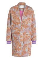 rich&royal Mantel, Farbe: GRAU/ ORANGE/ PINK (Bild 1)