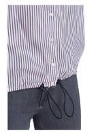 BOSS Hemdbluse COCUS, Farbe: LILA/ GRAU (Bild 1)
