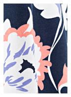 mey Nachthemd ALEA, Farbe: DUNKELBLAU/ WEISS (Bild 1)