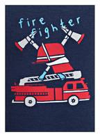 Sanetta Unterhemd, Farbe: DUNKELBLAU (Bild 1)