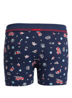 Sanetta 2er-Pack Boxershorts, Farbe: DUNKELBLAU (Bild 1)