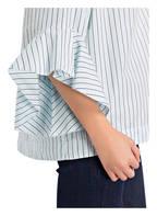 MARCCAIN Bluse, Farbe: HELLBLAU/ WEISS/ BLAU (Bild 1)