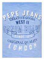 Pepe Jeans T-Shirt JOHN, Farbe: BLAU (Bild 1)