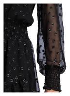 MICHAEL KORS Kleid, Farbe: SCHWARZ/ SILBER (Bild 1)