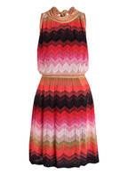 M MISSONI Kleid, Farbe: ROT/ PINK/ GOLD (Bild 1)