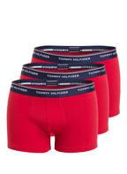 TOMMY HILFIGER 3er-Pack Boxershorts, Farbe: ROT (Bild 1)