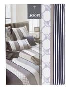 JOOP! Bettwäsche CORNFLOWER STRIPES, Farbe: WEISS/ DUNKELBLAU/ GRAU (Bild 1)