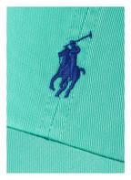 POLO RALPH LAUREN Cap, Farbe: TÜRKIS (Bild 1)