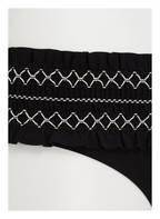 TORY BURCH Bikini-Hose COSTA , Farbe: 004 Black / New Ivory (Bild 1)