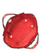 VALENTINO GARAVANI Shopper ROCKSTUD SMALL, Farbe: ROSSO (Bild 1)