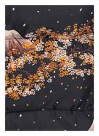 SCOTCH R'BELLE Steppajcke, Farbe: DUNKELGRAU/ ORANGE/ WEISS (Bild 1)