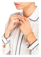kate spade new york Armband GRANDMA'S CLOSET CHARM , Farbe: GOLD/ CREME (Bild 1)