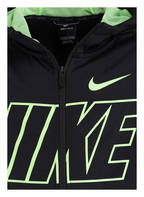 Nike Sweatjacke THERMA GFX, Farbe: SCHWARZ (Bild 1)