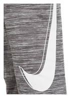 Nike Trainingshose DRI-FIT THERMA, Farbe: GRAU/ WEISS (Bild 1)