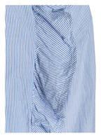 VINGINO Bluse LINNY mit Volant-Besatz, Farbe: BLAU/ WEISS GESTREIFT (Bild 1)