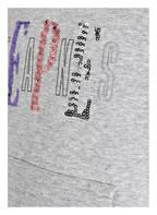 Pepe Jeans Sweatkleid, Farbe: GRAU MELIERT (Bild 1)