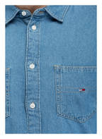 TOMMY JEANS Jeanshemd Regular Fit, Farbe: BLAU (Bild 1)