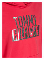 TOMMY HILFIGER Hoodie, Farbe: ROT (Bild 1)