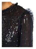 needle & thread Kleid GLOSS, Farbe: SCHWARZ (Bild 1)