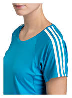 adidas T-Shirt, Farbe: TÜRKIS (Bild 1)