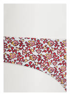 TORY BURCH Bikini-Hose, Farbe: ROT/ WEISS/ GELB (Bild 1)