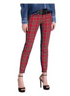 DSQUARED2 Jeans DENISE, Farbe: ROT/ GRÜN/ WEISS KARIERT (Bild 1)