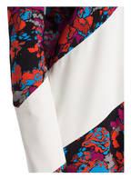 GIVENCHY Midi-Kleid, Farbe: WEISS/ LILA/ SCHWARZ (Bild 1)