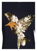name it Sweatshirt, Farbe: DUNKELBLAU (Bild 1)