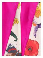 GUCCI Seidenschal, Farbe: FUCHSIA/ CREME (Bild 1)