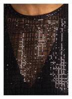 EMPORIO ARMANI Paillettenkleid, Farbe: SCHWARZ (Bild 1)