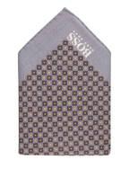 BOSS Einstecktuch, Farbe: GRAU/ DUNKELGRAU (Bild 1)