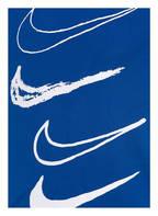 Nike T-Shirt DRY, Farbe: BLAU/ WEISS (Bild 1)
