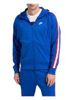 Nike Sweatjacke , Farbe: BLAU (Bild 1)