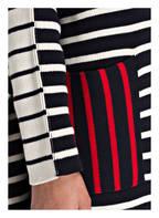 WEEKEND MaxMara Oversized-Strickhülle, Farbe: MARINE/ WEISS/ ROT (Bild 1)