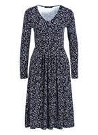 WEEKEND MaxMara Jerseykleid, Farbe: MARINE/ WEISS (Bild 1)