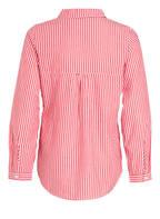 TOM TAILOR Bluse, Farbe: ROT/ WEISS GESTREIFT (Bild 1)